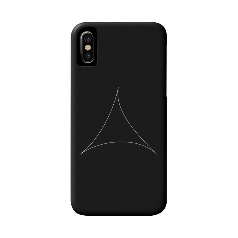 Volume 2.9.07—Pseudotriangle Accessories Phone Case by Iterative Work