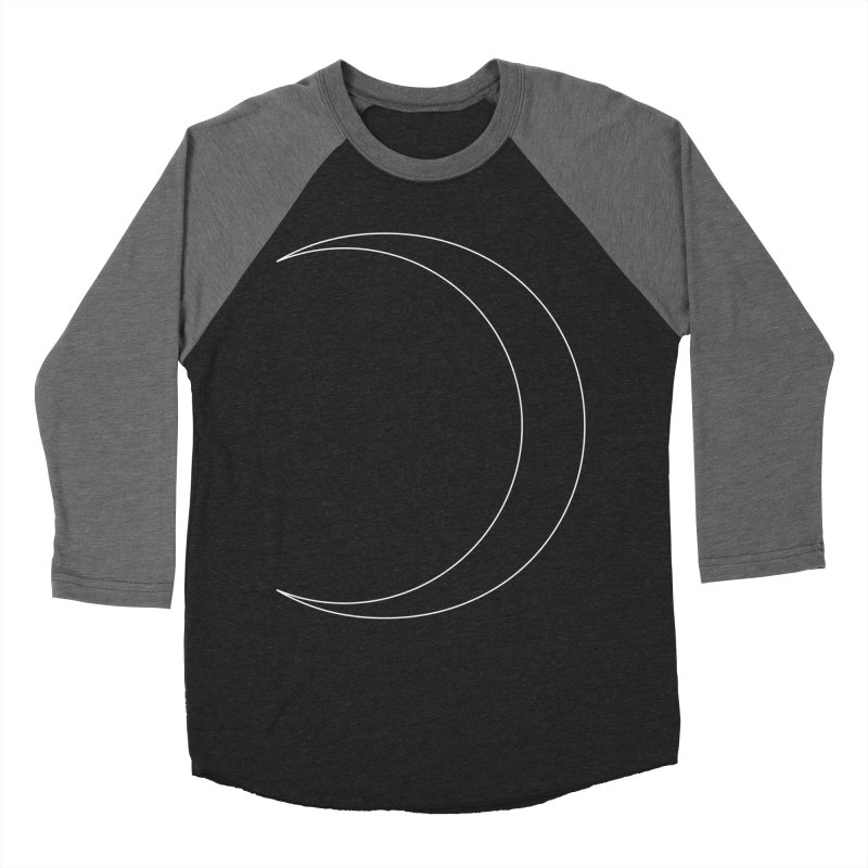 Volume 2.9.09—Crescent Women's Longsleeve T-Shirt by Iterative Work