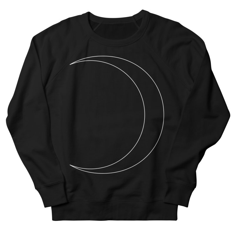 Volume 2.9.09—Crescent Men's French Terry Sweatshirt by Iterative Work