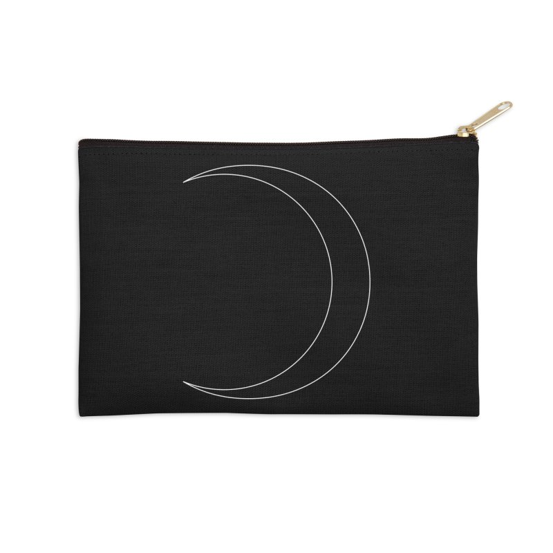 Volume 2.9.09—Crescent Accessories Zip Pouch by Iterative Work