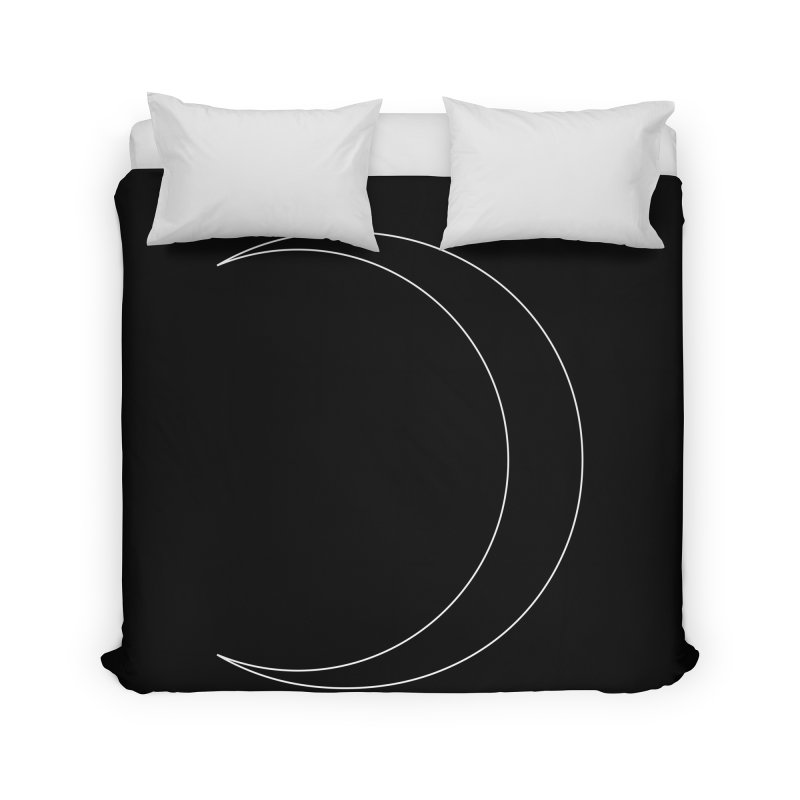 Volume 2.9.09—Crescent Home Duvet by Iterative Work