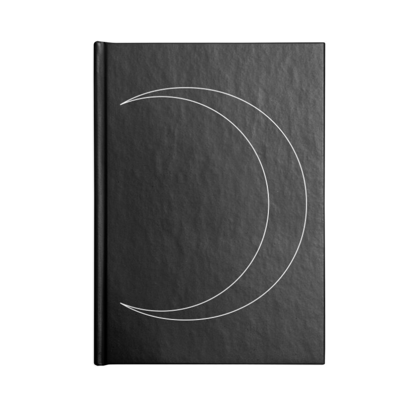 Volume 2.9.09—Crescent Accessories Lined Journal Notebook by Iterative Work