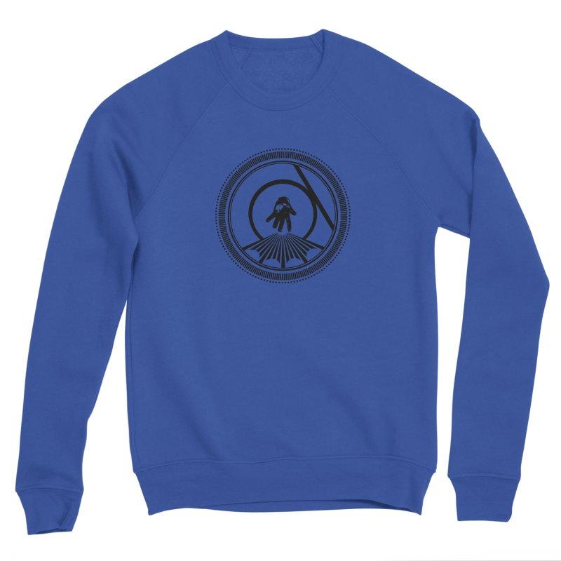 Save the Tangent (black ink) Women's Sweatshirt by Interdimensional Transmissions