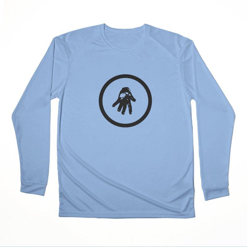 IT Logo (black ink) Women's Longsleeve T-Shirt by Interdimensional Transmissions