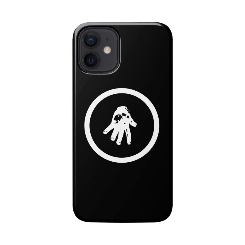 IT Logo (white ink) Accessories Phone Case by Interdimensional Transmissions