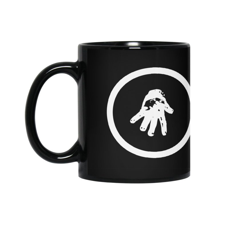 IT Logo (white ink) Accessories Mug by Interdimensional Transmissions