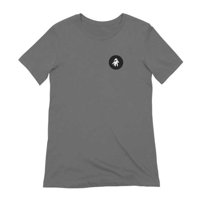 IT Polo (black ink) Women's T-Shirt by Interdimensional Transmissions
