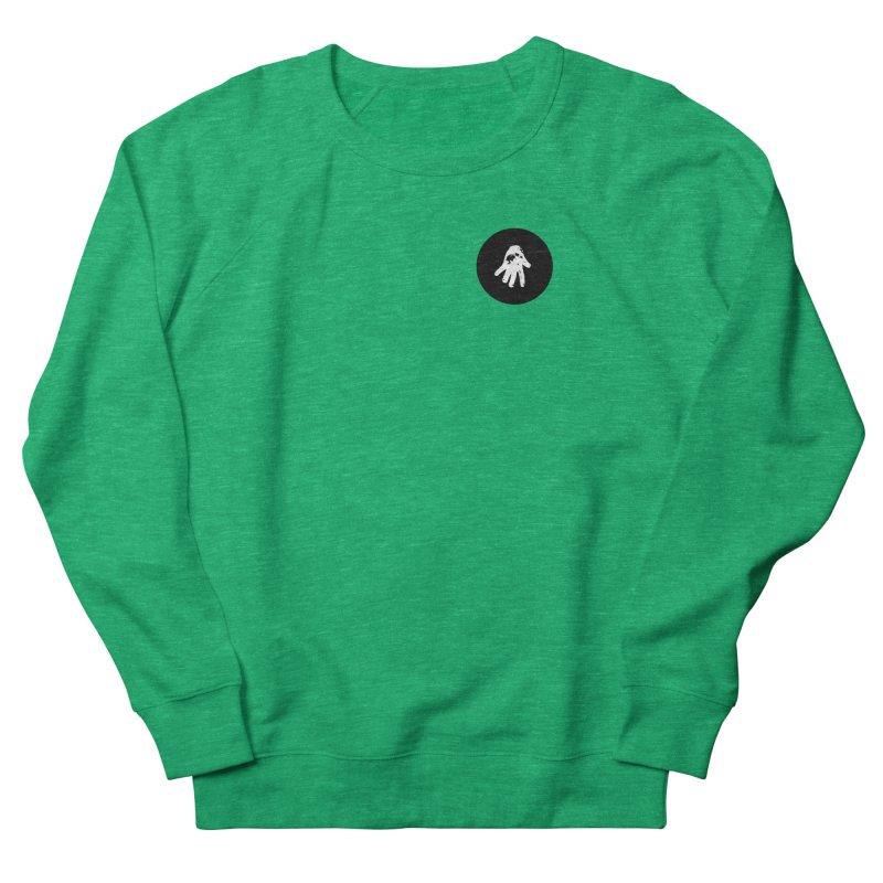 IT Polo (black ink) Women's Sweatshirt by Interdimensional Transmissions
