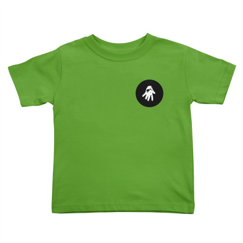 IT Polo (black ink) Kids Toddler T-Shirt by Interdimensional Transmissions