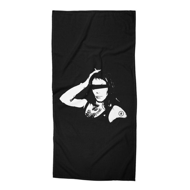 Samhain XX Vidosh Accessories Beach Towel by Interdimensional Transmissions