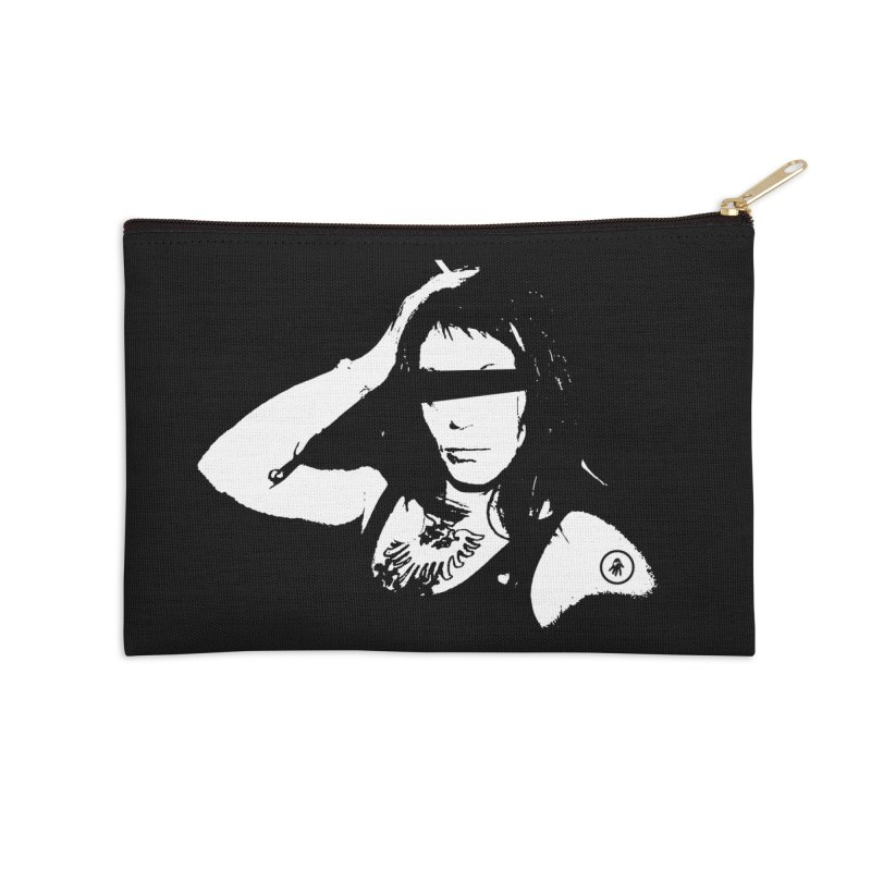 Samhain XX Vidosh Accessories Zip Pouch by Interdimensional Transmissions