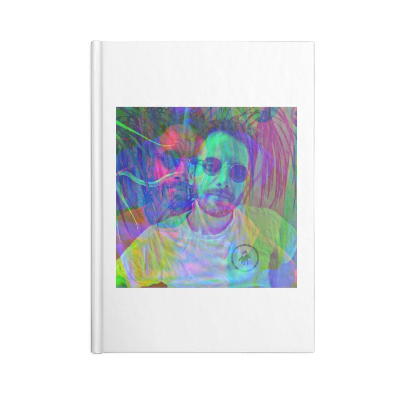 Jase Is The Place Accessories Notebook by Interdimensional Transmissions