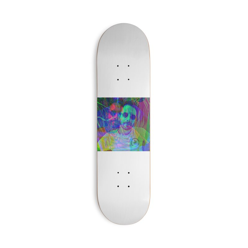 Jase Is The Place Accessories Skateboard by Interdimensional Transmissions