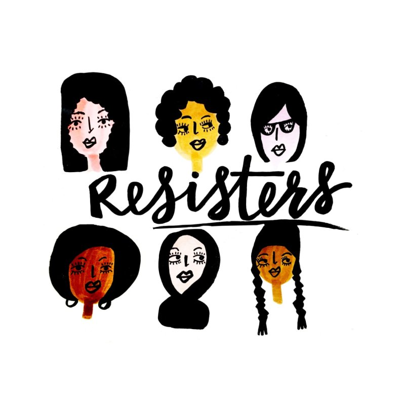 ReSisters   by IT MUST BEE A SIGN