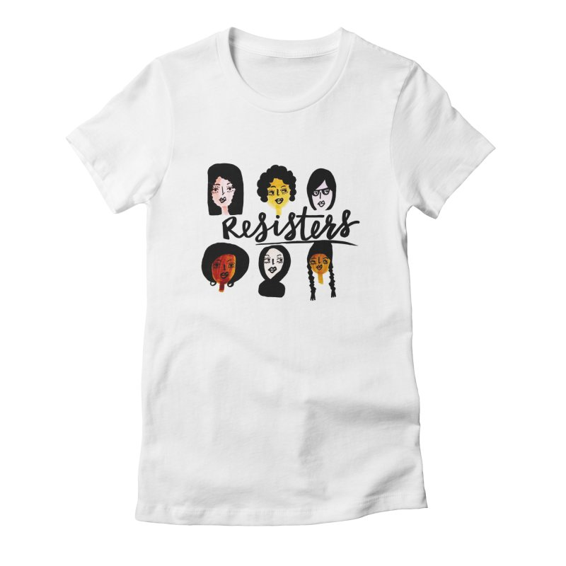 ReSisters Women's T-Shirt by IT MUST BEE A SIGN