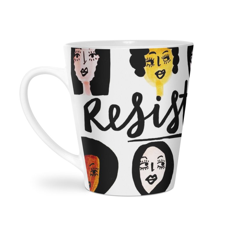 ReSisters Accessories Latte Mug by IT MUST BEE A SIGN