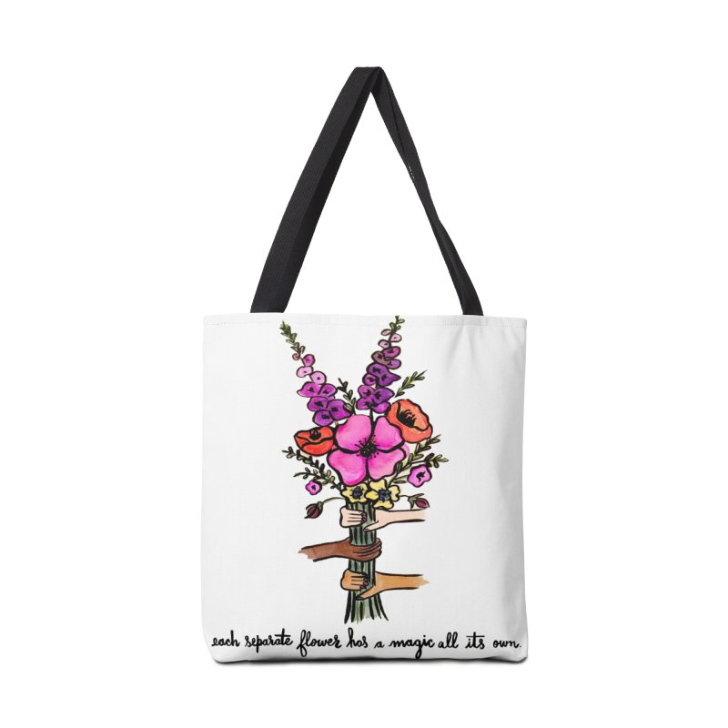 magic all its own Accessories Tote Bag Bag by IT MUST BEE A SIGN