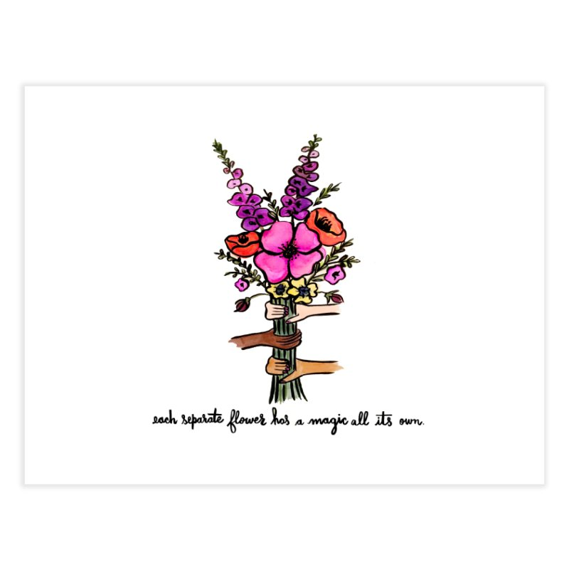 magic all its own Home Fine Art Print by IT MUST BEE A SIGN