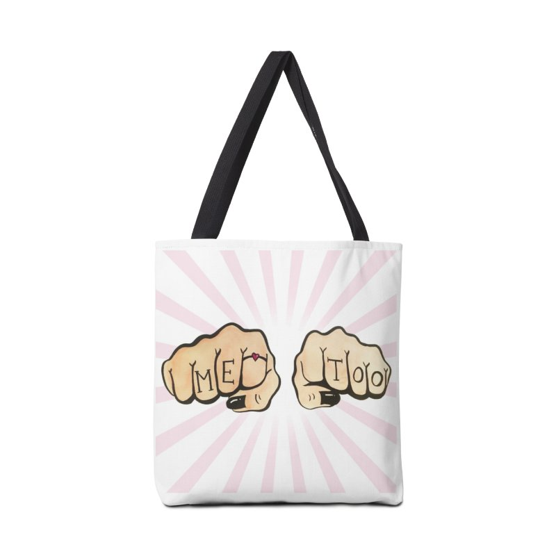 Me Too Accessories Tote Bag Bag by IT MUST BEE A SIGN