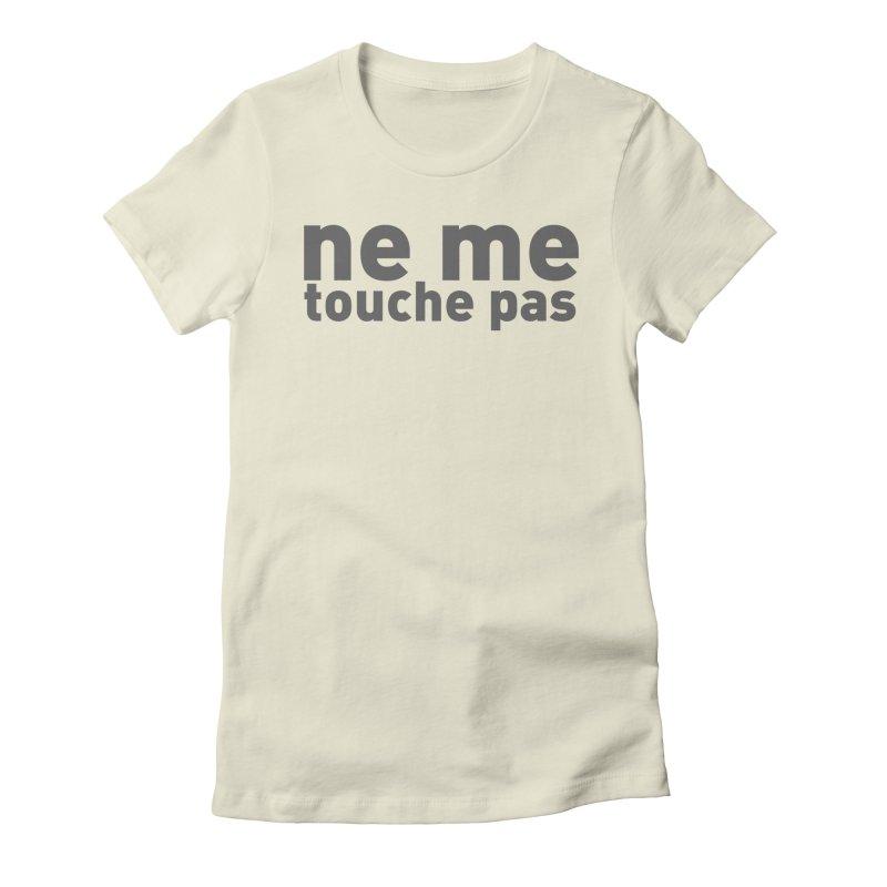 regle no 2 Women's T-Shirt by It's All Good Artist Shop