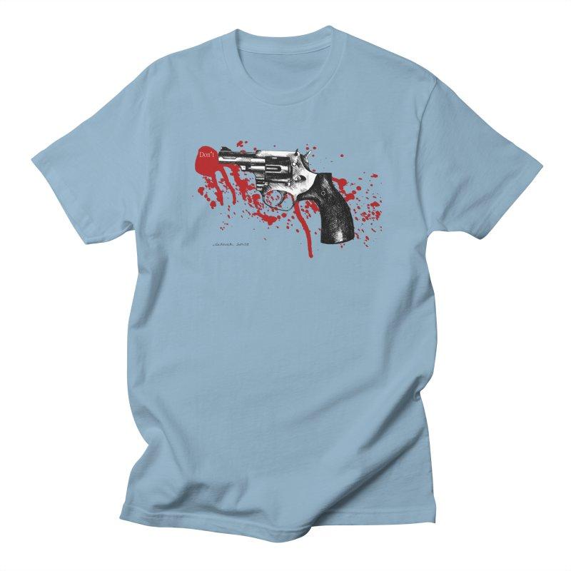 Don't Men's Regular T-Shirt by it's Common Sense