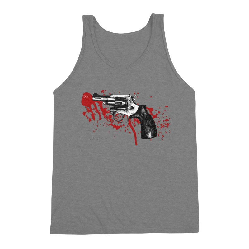 Don't Men's Tank by it's Common Sense