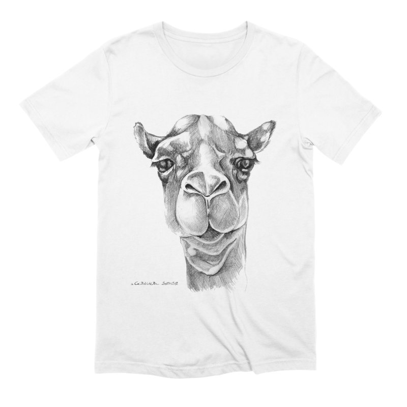 the Camel Men's Extra Soft T-Shirt by it's Common Sense