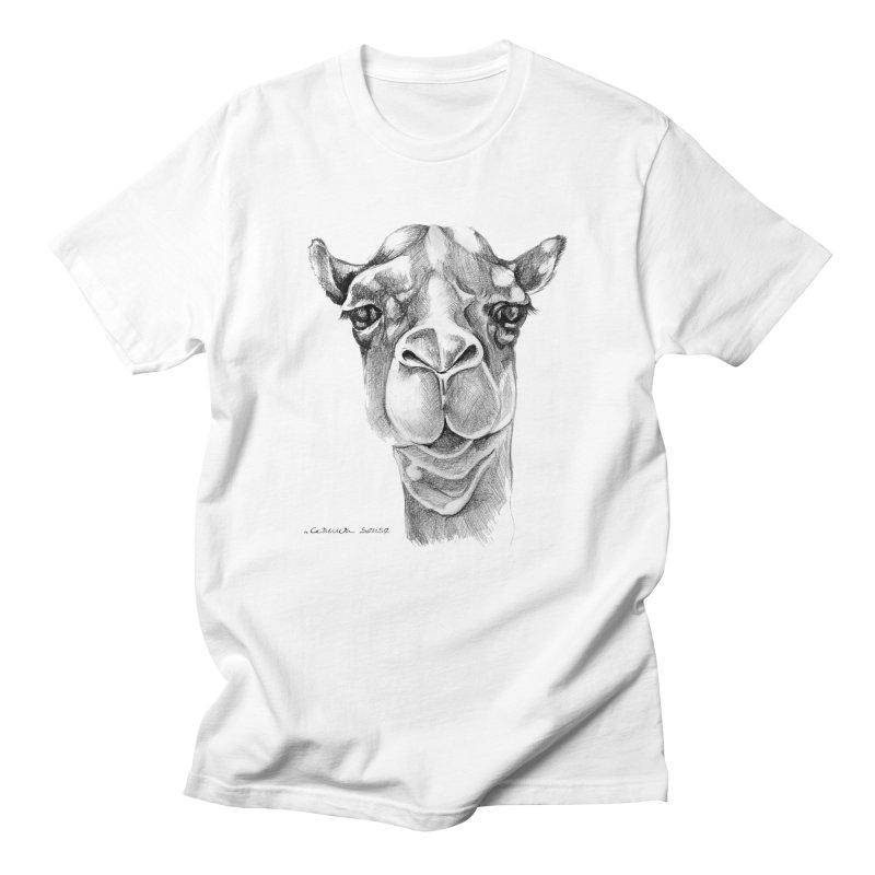 the Camel Men's T-Shirt by it's Common Sense