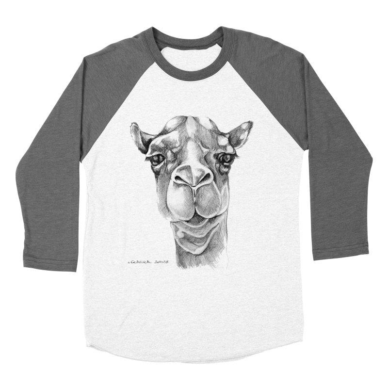 the Camel Men's Longsleeve T-Shirt by it's Common Sense
