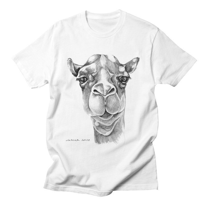 the Camel Men's Regular T-Shirt by it's Common Sense