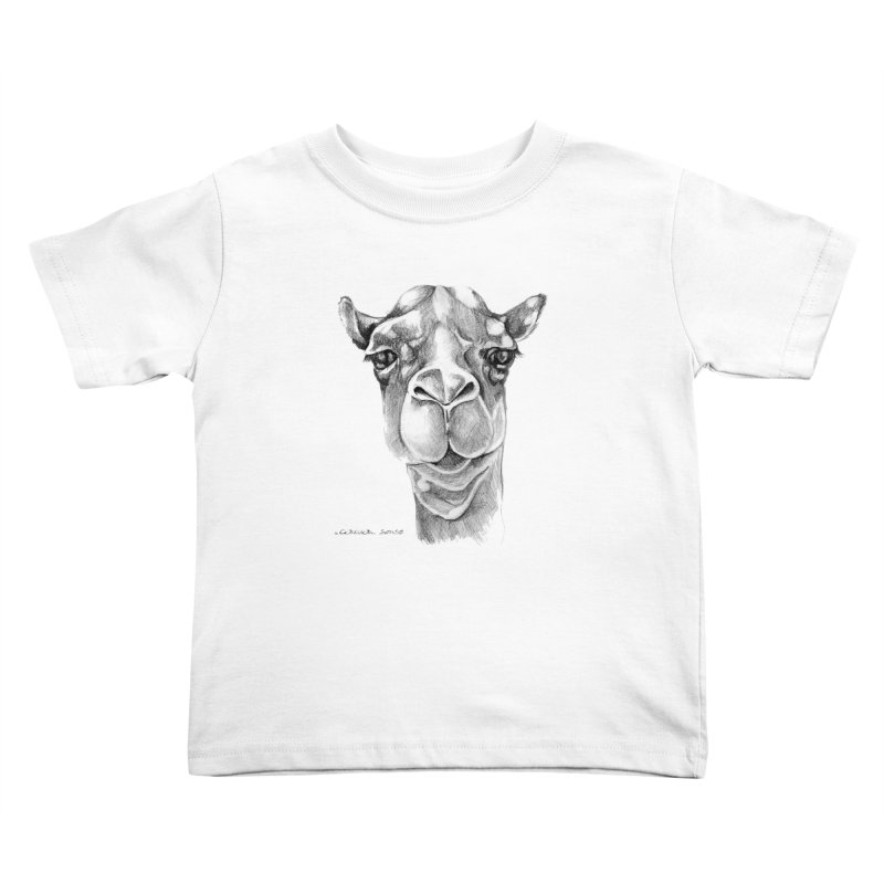 the Camel Kids Toddler T-Shirt by it's Common Sense