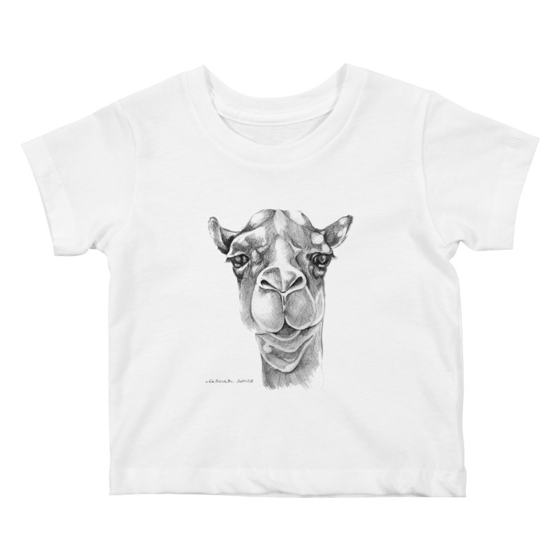 the Camel Kids Baby T-Shirt by it's Common Sense