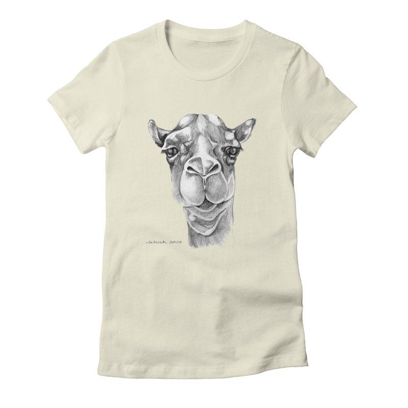 the Camel Women's T-Shirt by it's Common Sense