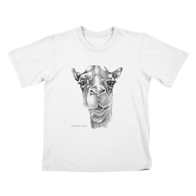 the Camel Kids T-Shirt by it's Common Sense