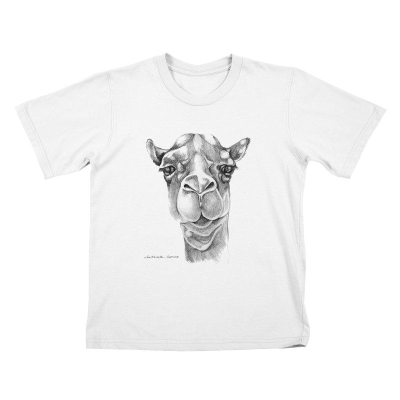 the Camel Kids T-Shirt by it's Common Sense