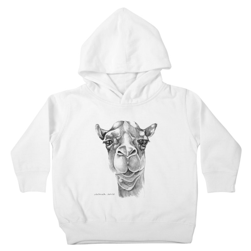 the Camel Kids Toddler Pullover Hoody by it's Common Sense