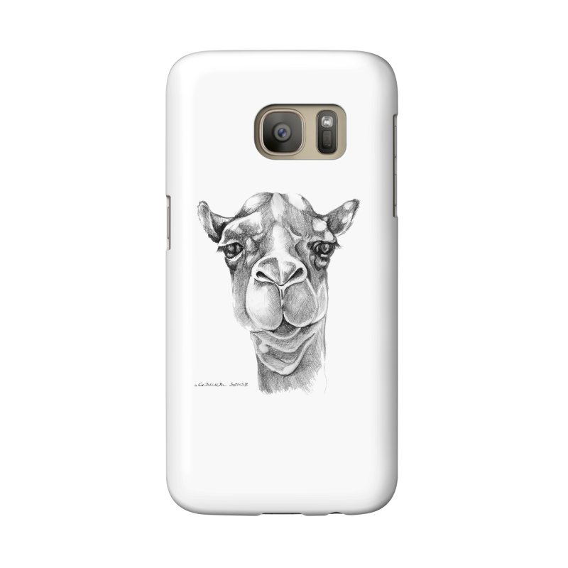 the Camel Accessories Phone Case by it's Common Sense