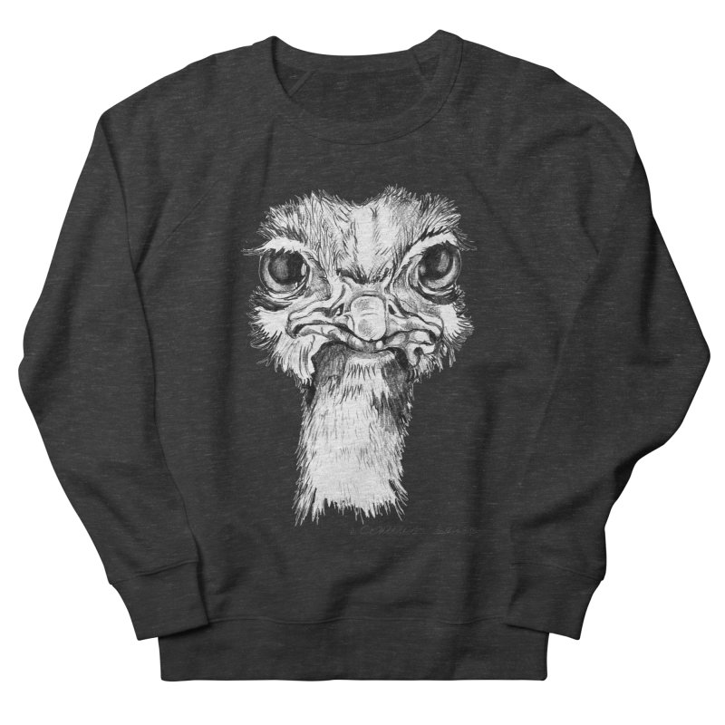 The Common Ostrich Men's Sweatshirt by it's Common Sense