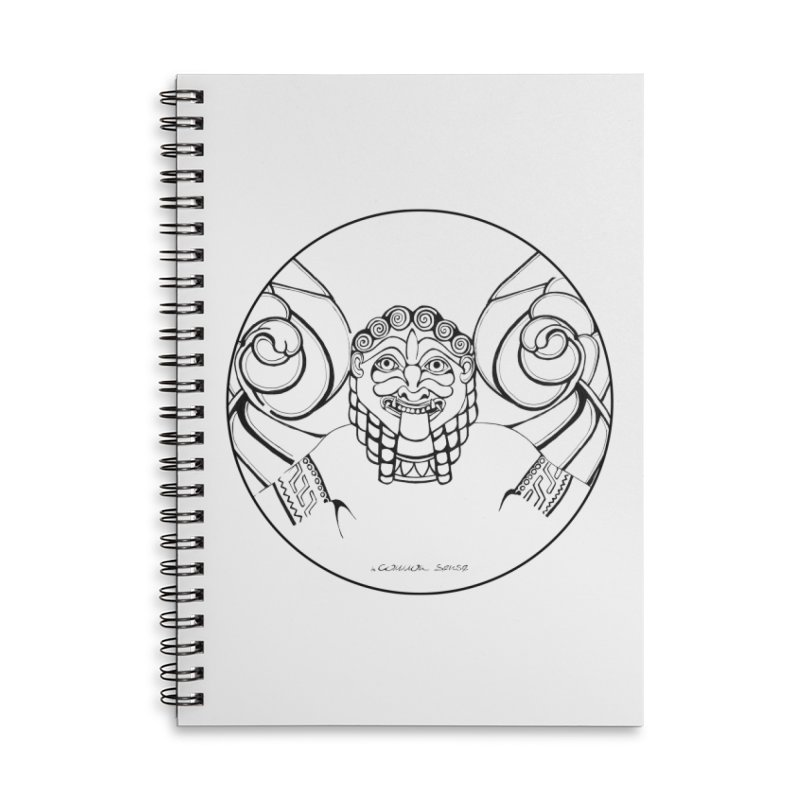 Medusa Accessories Notebook by it's Common Sense