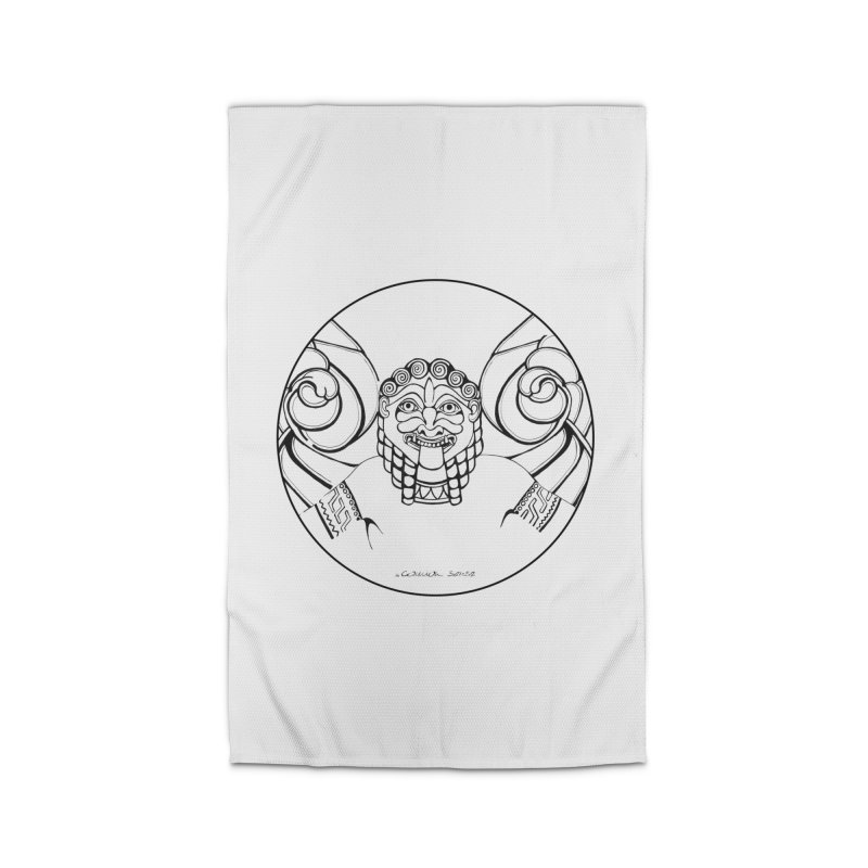 Medusa Home Rug by it's Common Sense