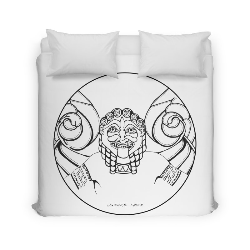 Medusa Home Duvet by it's Common Sense