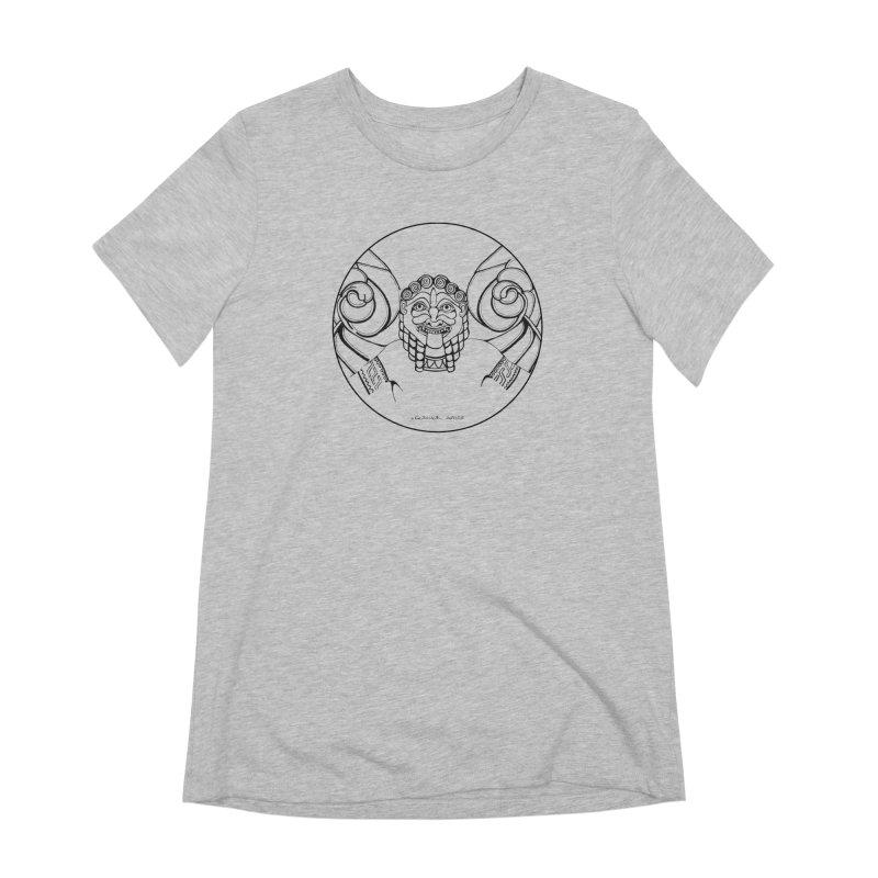 Medusa Women's Extra Soft T-Shirt by it's Common Sense