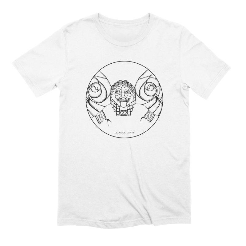 Medusa Men's T-Shirt by it's Common Sense