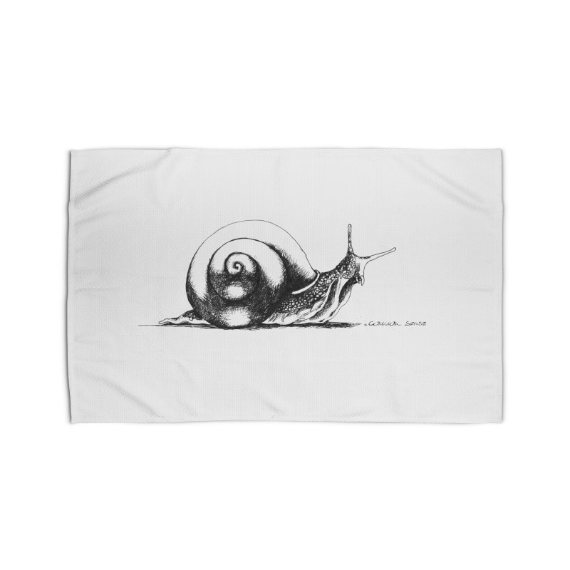 the Snail Home Rug by it's Common Sense