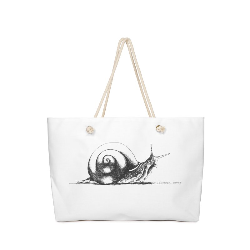 the Snail Accessories Bag by it's Common Sense