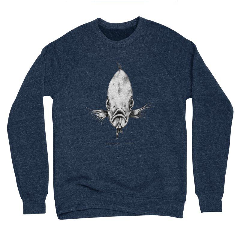 The Fish Women's Sponge Fleece Sweatshirt by it's Common Sense