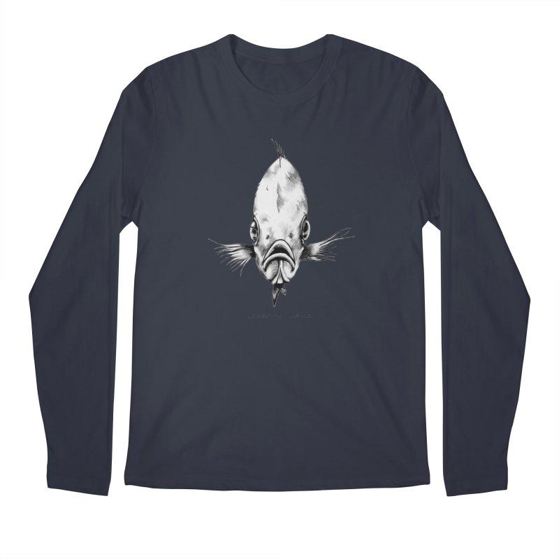 The Fish Men's Regular Longsleeve T-Shirt by it's Common Sense
