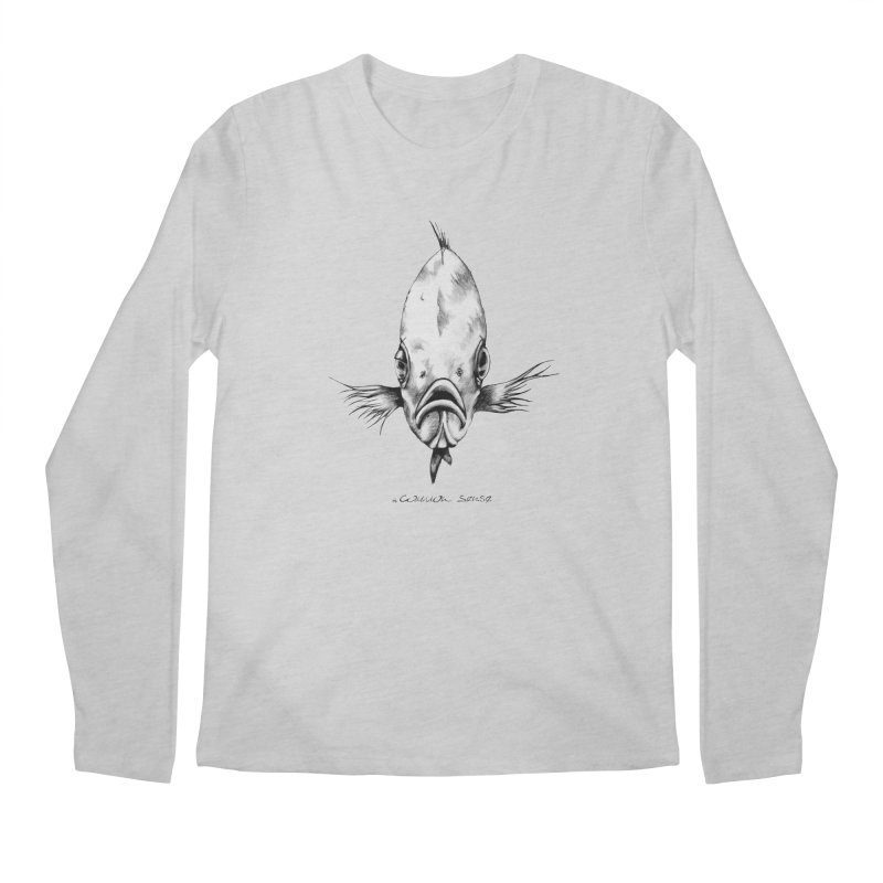 The Fish Men's Longsleeve T-Shirt by it's Common Sense