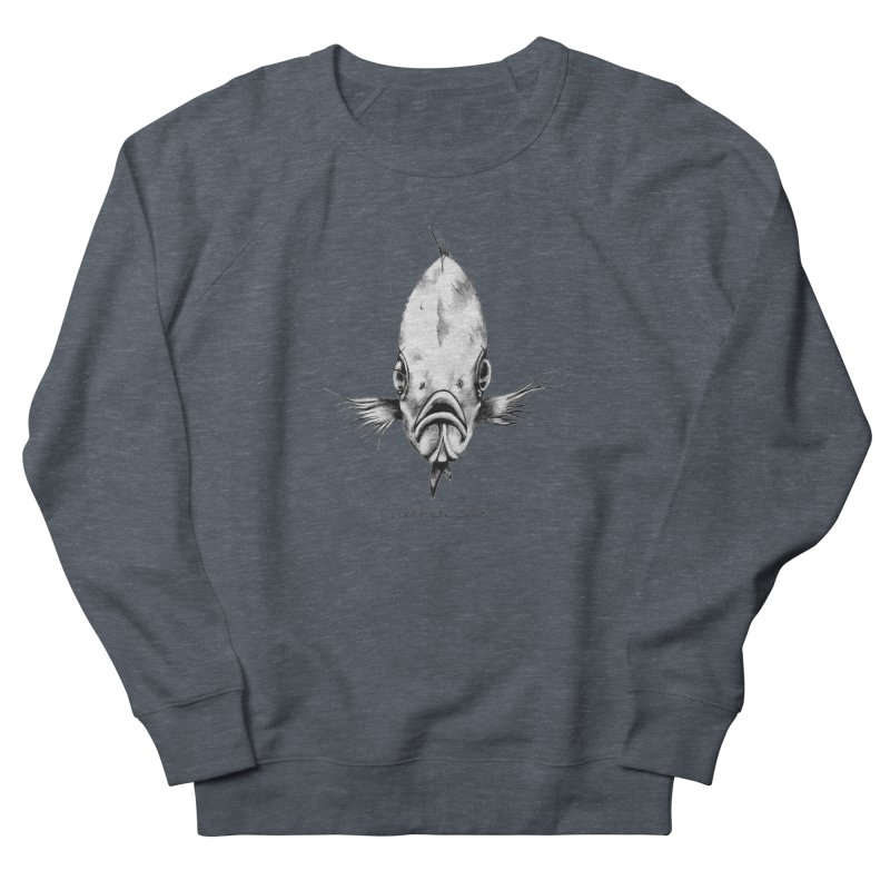 The Fish Women's Sweatshirt by it's Common Sense