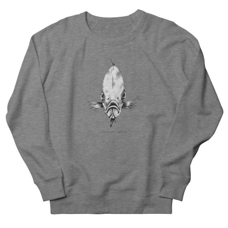 The Fish Women's Sweatshirt by it's Common Sense